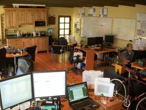 Pelago Office Shuffle