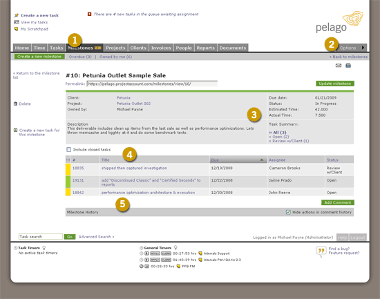 Project management with Milestones - new Intervals feature launching soon