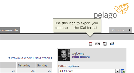 iCal Export Now Available on Intervals Calendar