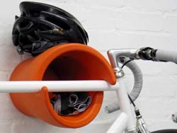 Cycloc - Bicycle storage with a twist