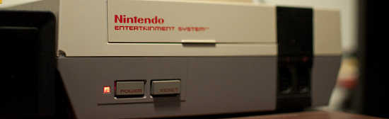 8 bit Nintendo Entertainment System