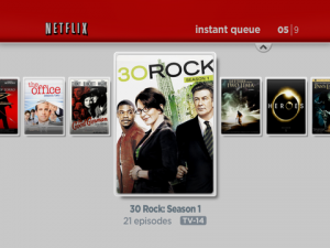 Netflix in the cloud