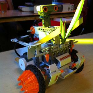 The Intervals Award Winning Robot