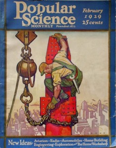 Herbert Paus Popular Science February 1929