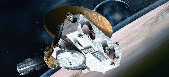 NASA New Horizons Space Craft and SaaS Customer Metrics