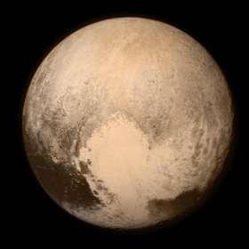 New Horizons Photo of Pluto