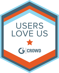 Users love us on G2 Crowd
