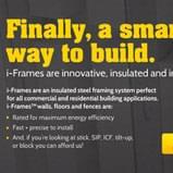 Media Contour Showcase | Web Site for I-Frame Building Solutions