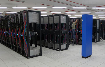 The Softlayer Data Center: More than just a Series of Tubes