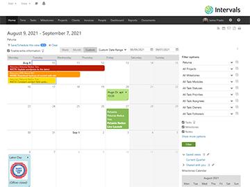 Better campaign management with calendar views