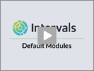 Default Modules