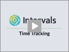 Time tracking video